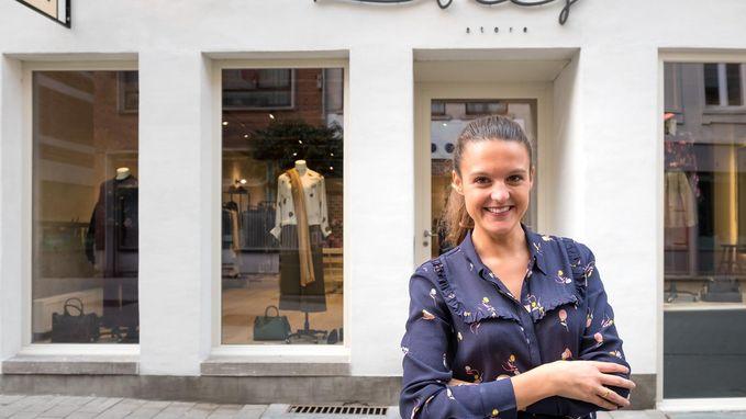 Advocate opent damesboetiek