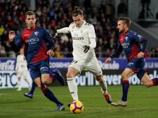 Real Madrid met pijn en moeite voorbij hekkensluiter