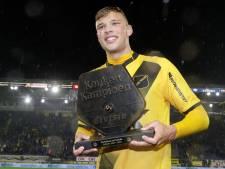 NAC-held Van Hooijdonk: 'Iedere jongen uit Breda droomt hiervan en ik maak het nu mee. Geweldig'