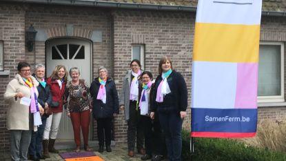 Ferm Vlierzele-Zonnegem verrast leden met nieuwe deurmat