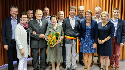 Briljant voor Felix Van Goolen en Irene Vander Elst