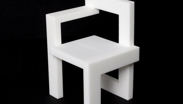 Bijzondere Design Stoelen.Bijzondere Stoelen Maar Dan In Miniatuur De Volkskrant