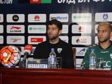 NEC-trainer Dastgir nieuwe bondscoach van Afghanistan