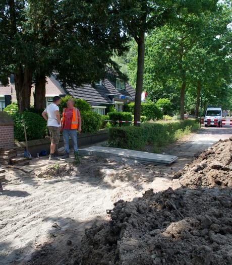 Beuningse Koningstraat krijgt weer water