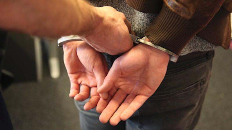 Verwarde man aangehouden in Tilburg.