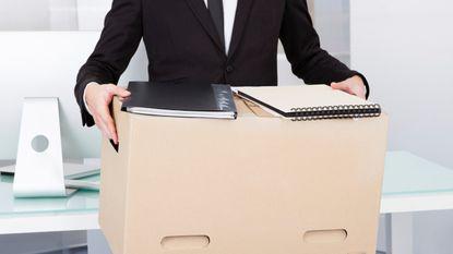 Hoe je job verliezen je persoonlijkheid verandert