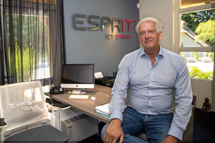 Marc Reijnen van Esprit dat is overgenomen door ICT Group.