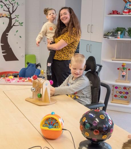 Speciale klas op 'gewone school' voor kinderen met een ernstige handicap