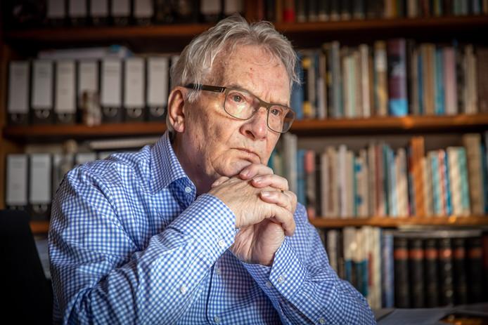 EO-predikant Arie van der Veer (77) uit Zwolle overwon vier keer een levensbedreigende ziekte.