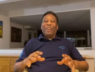 """Pele wordt er vrijdag 80 en is in videoboodschap nog altijd even diepgelovig: """"Ik bedank God"""""""