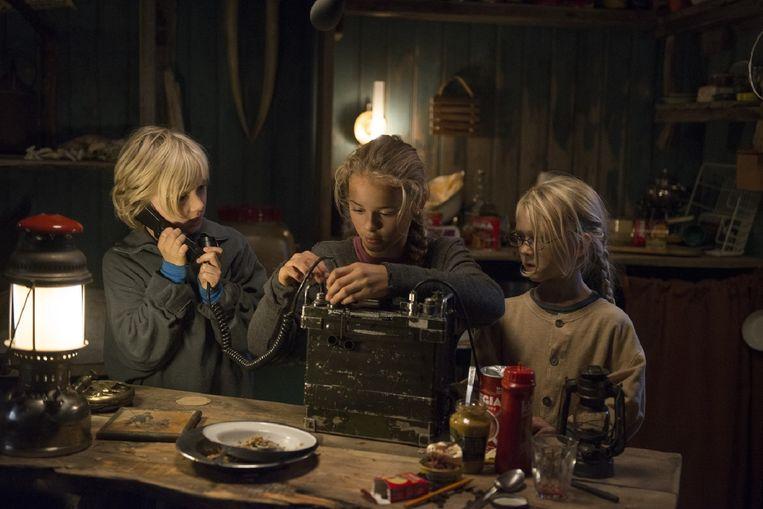 De familiefilm Operatie Noordpool (Grethe Bøe-Waal, 2014). Beeld