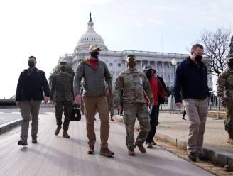 """Defensieminister VS: """"Niets wijst op dreigingen vanuit leger in aanloop naar inauguratie Biden"""""""