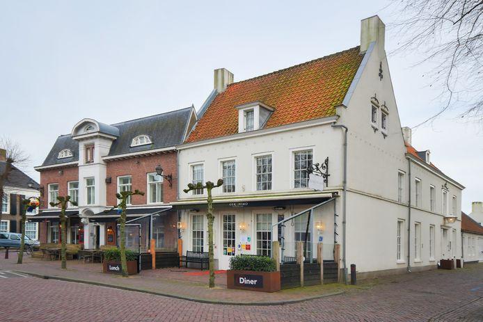 Restaurant Geronimo Hilvarenbeek is in januari failliet verklaard. Het pand aan de Vrijthof staat nu leeg.