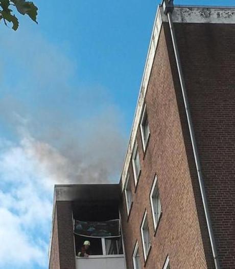 Geen straf voor Enschedeër die voordeur van prostituee in Gronau in brand zette