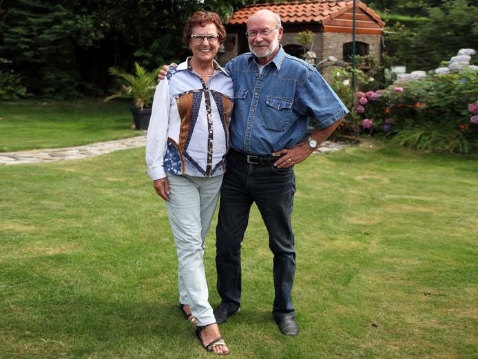 Ria en Gerrit Franken.