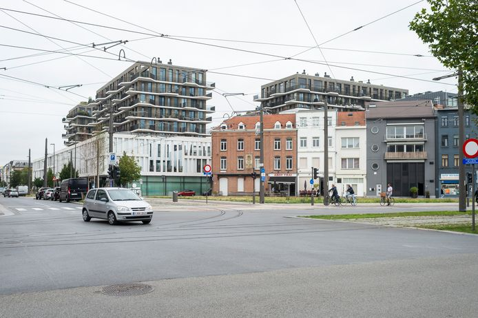 De Londenstraat in Antwerpen.