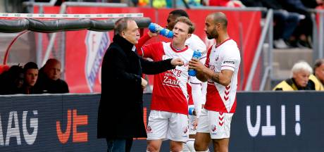 FC Utrecht: teamgeest, keihard werken en 'vol gaan' tot dinsdag