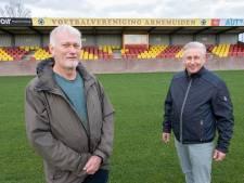 VV Arnemuiden bestaat 75 jaar: 'De marechaussee pakte Wim na de wedstrijd op'