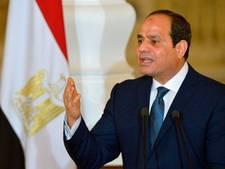 Egyptische president al-Sisi maandag op bezoek bij Trump