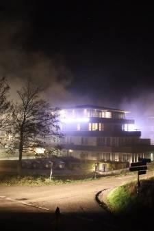 Brand in hotel De Kamperduinen; 170 gasten geëvacueerd