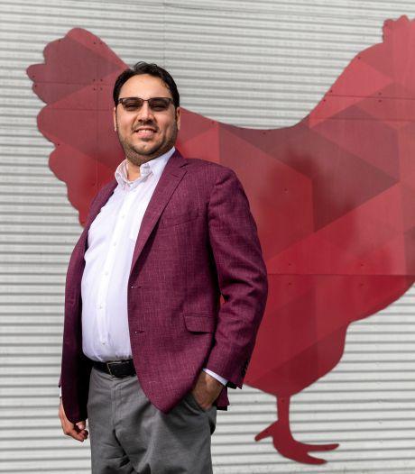 Bilal (31) streeft naar nummer 1-positie met halal kippenvlees: 'Wij willen kampioen worden'