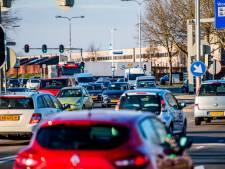 Verkeer dreigt vast te lopen in Woerdense binnenstad