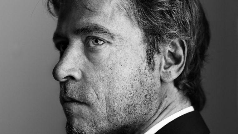 De Belgische auteur Yves Petry. Beeld Stephan Vanfleteren