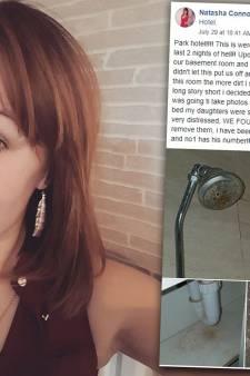 Vrouw kiekt vieze hotelkamer om te klagen, maar onder matras wacht grootste verrassing