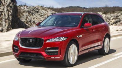 Zelfrijdende Jaguar Land Rover geneest uit zichzelf passagiers van wagenziekte
