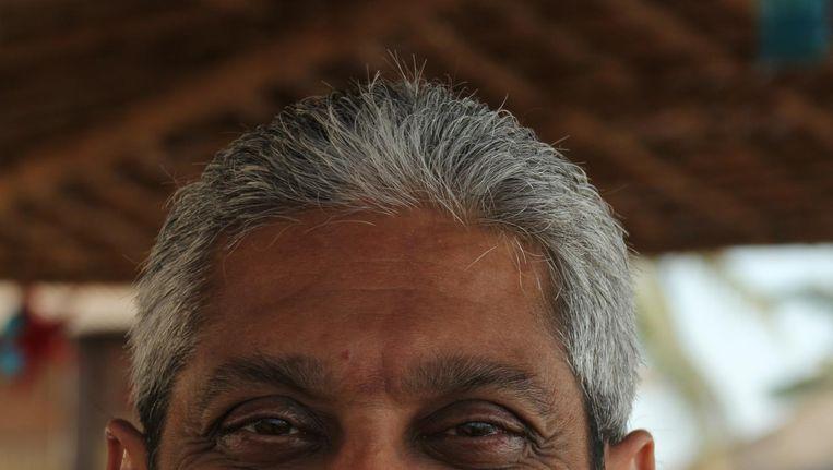 Psychiater en onderzoeker Vikram Patel. Beeld Vikram Patel