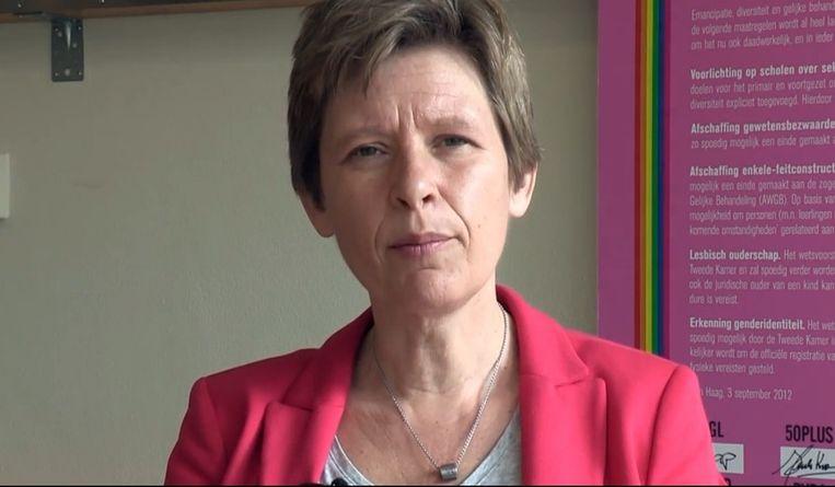 COC-voorzitter Tanja Ineke. Beeld YouTube