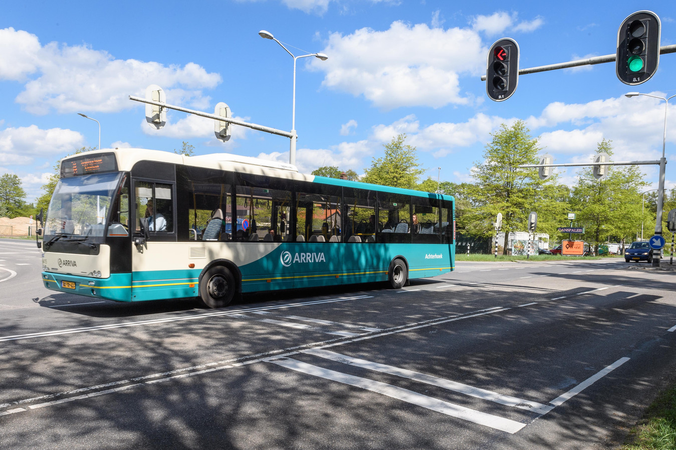 De vervoerplannen van Arriva zijn definitief: vanaf medio december rijden de buslijnen 73 en 74 om Haaksbergen heen.