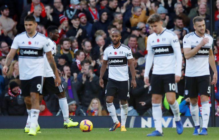 Odoi (midden) kon alweer geen punten pakken met zijn team.