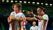 RB Leipzig staat voor het eerst in halve finale Champions League na zege tegen Carrasco en Atlético