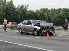 A12 naar Duitsland weer vrij na ongeval bij Zevenaar