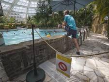 Bungalowpark De Kempervennen in Westerhoven na 11 weken weer open: 'Blij dat we weer wat kunnen'