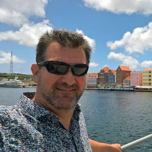 De Brabantse blauwalg-expert dr. ir. Miquel Lurling