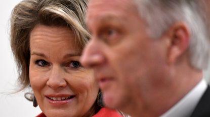 Komt er een onderonsje tussen Filip en Mathilde en Donald Trump?