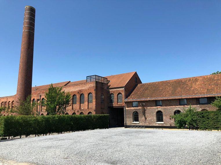 De oude Jeneverstokerij Claes in Kuringen.
