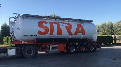 15 verstekelingen uit tankwagen met suiker gehaald bij transportbedrijf in Ieper