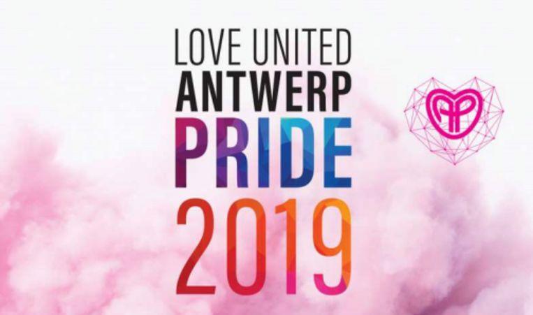 Love United Antwerp Pride