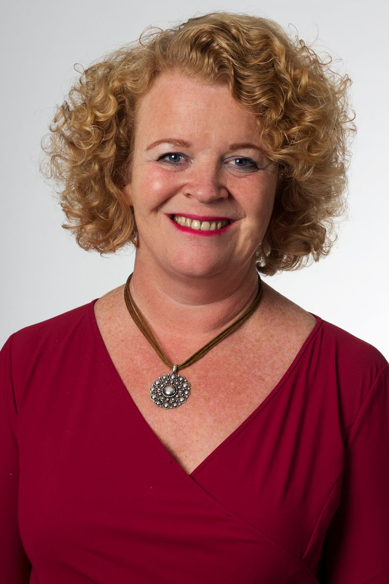 Sascha Meijer, vicevoorzitter van de Nederlandse afdeling van zeeliedenvakbond Nautilus. Beeld