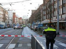 Explosief gevonden aan deur in Amsterdam