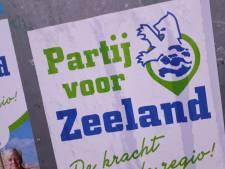 Partij voor Zeeland blijft campagne voeren ondanks 'Utrecht'