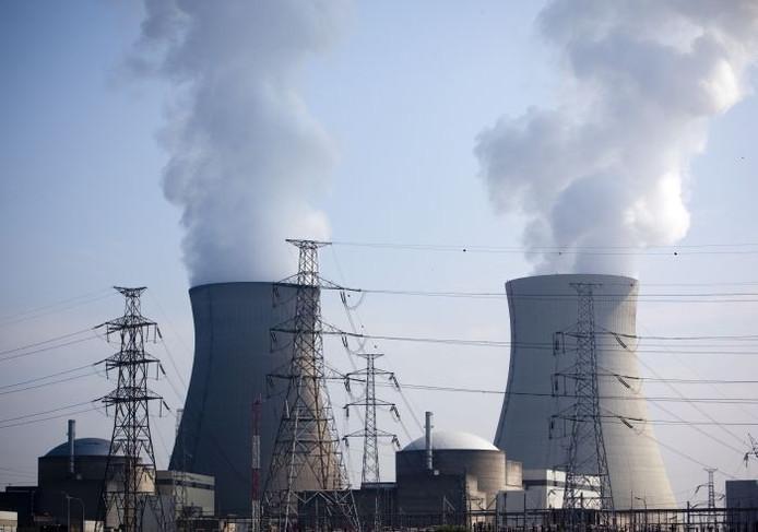 De kerncentrale Doel. Foto: ANP