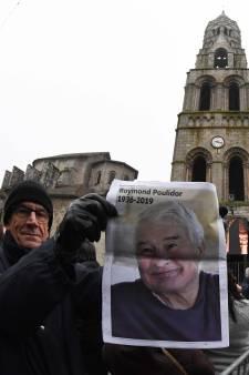 Van der Poel bij begrafenis Poulidor: 'Ik ben trots je kleinzoon te zijn'