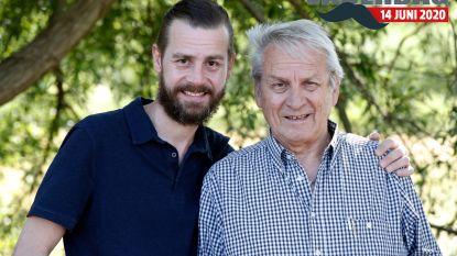 """Sam Gooris en vader Willy koesteren hun  ijzersterke band: """"Ik was vroeger bang dat Sam in verkeerde handen zou vallen"""""""