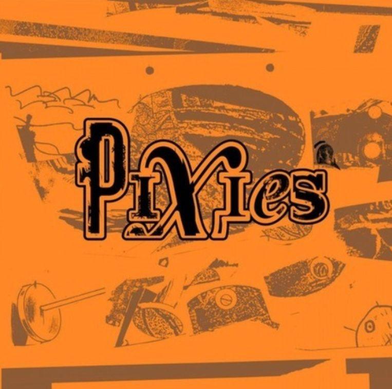 'Indie Cindy' uit 2014, het eerste studioalbum van Pixies in meer dan 20 jaar.