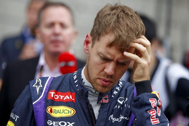 Sebastian Vettel. Beeld epa