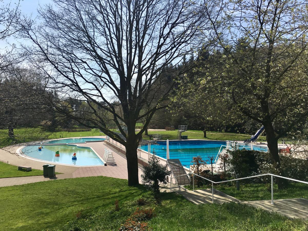 Zwembad Klarenbeek.